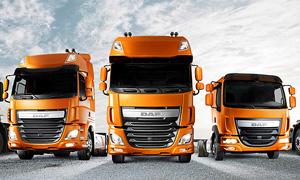 Fichier complet des marques et modèles de poids lourds (camions)
