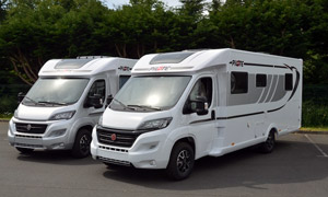 Fichier complet des marques et modèles de camping-car