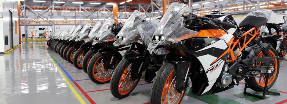 Base de données de marques et modèles de motos